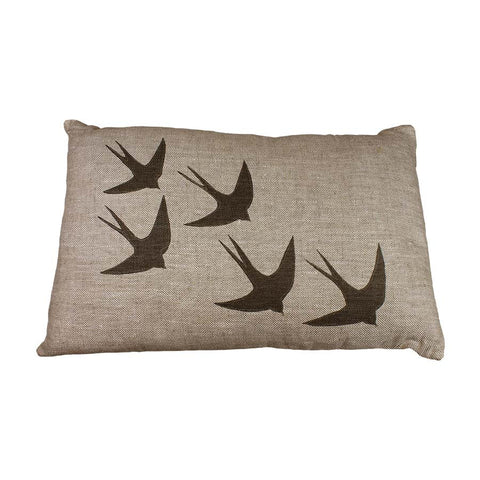 Helkat Swallow Cushion - 61x40cm