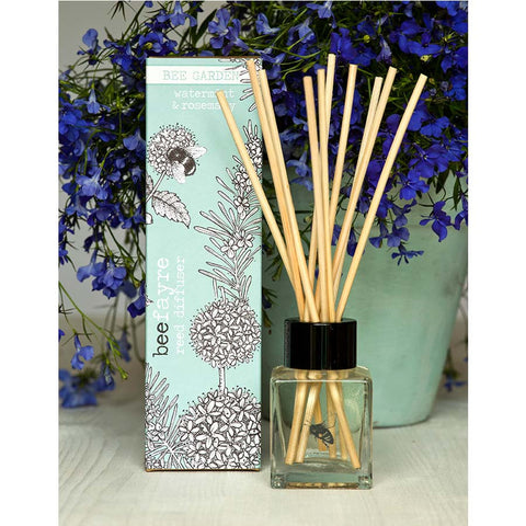Beefayre Watermint & Rosemary Reed Diffuser