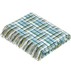 Bronte By Moon Dubai Jade Lambswool Throw