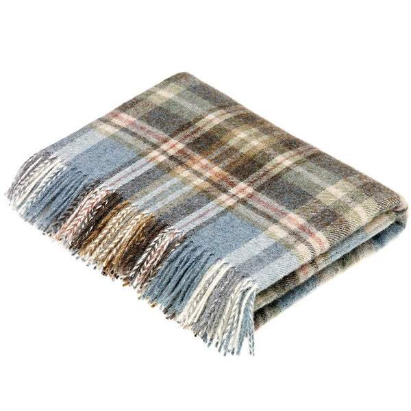 Bronte By Moon Glen Coe Aqua Throw
