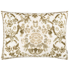 designers guild cushion cellini natural 60 x 45cm
