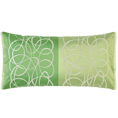 designers guild cushion marquisette leaf 60 x 30cm