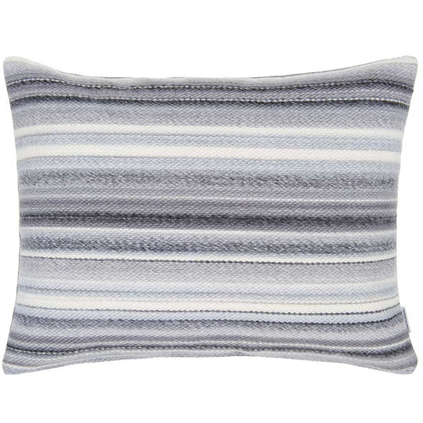 Designers Guild Turrill Charcoal Cushion 60x45cm