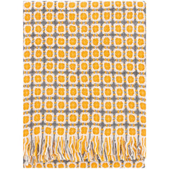 Lapuan Kankurit Corona Cloudberry Blanket Throw