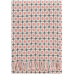 Lapuan Kankurit Corona Rose Blanket Throw