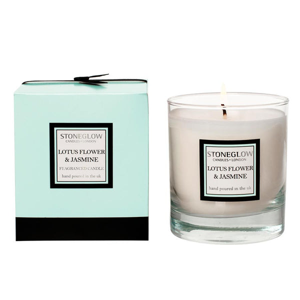 Stoneglow Modern Classics Candle - Lotus Flower & Jasmine