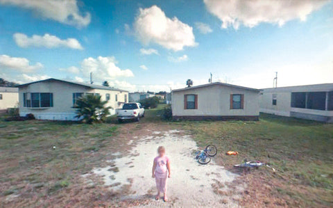 CV101 - Beam me up, Scotty! The photographs teleported from Google Street View - Sylvain Campeau