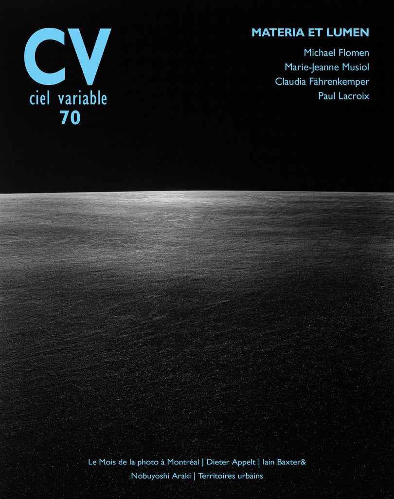 CIEL VARIABLE 70 - MATERIA ET LUMEN
