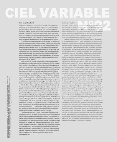 CV92 - Éditorial + Introduction