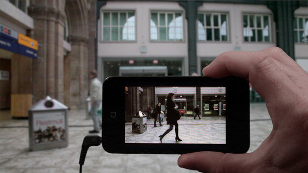 CV95 - JANET CARDIFF & GEORGE BURES MILLER - Alter Bahnhof Video Walk - Christine Ross