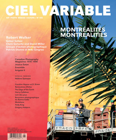 CIEL VARIABLE 105 - MONTREALITIES