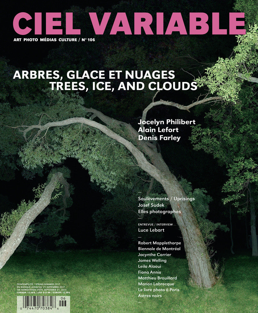 CIEL VARIABLE 106 - TREES, ICE, AND CLOUDS