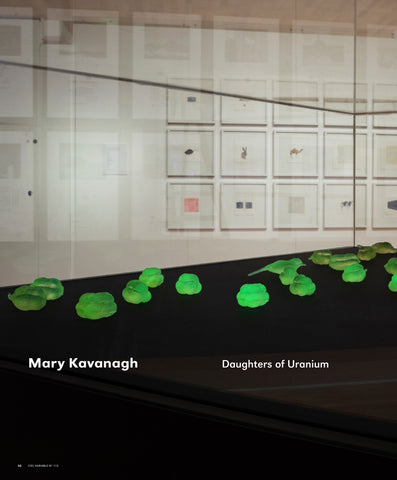CV115 - Mary Kavanagh, Daughters of Uranium — Blake Fitzpatrick