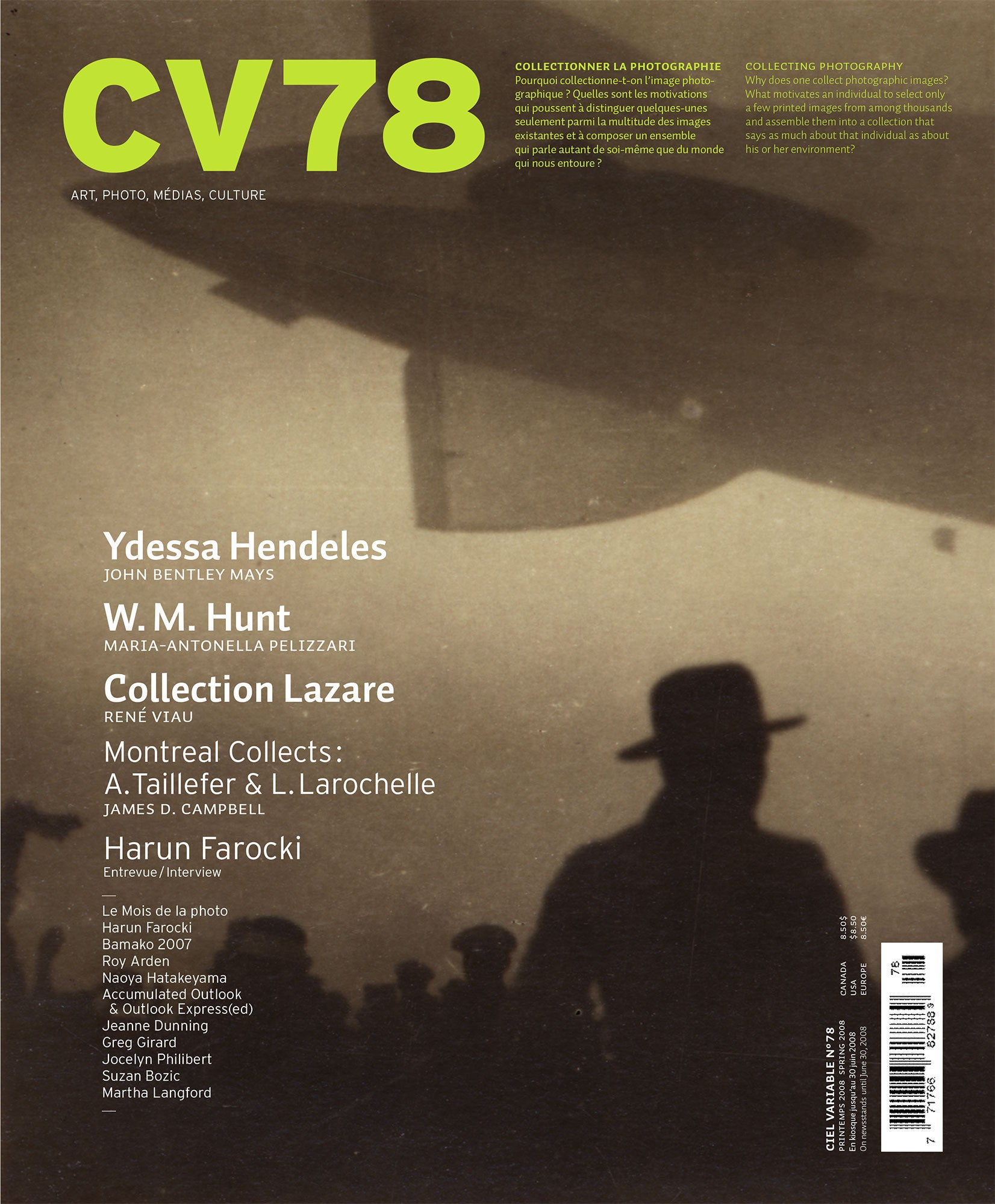CIEL VARIABLE 78 - COLLECTIONNER LA PHOTOGRAPHIE