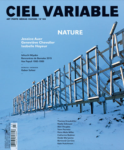 CIEL VARIABLE 103 - NATURE