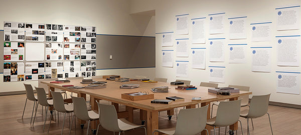 Collaboration. A Potential History of Photography, 2018, installation view / vue d'installation, photo: James Morley, Ryerson Image Centre