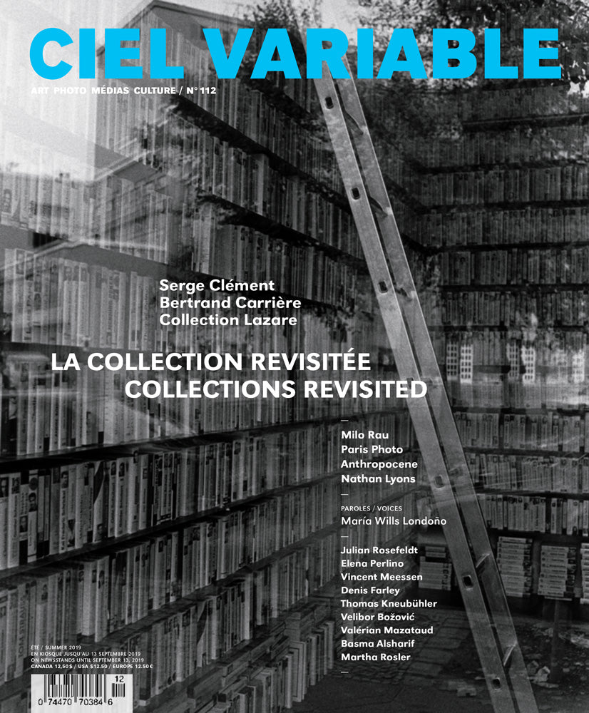 CIEL VARIABLE 112 - LA COLLECTION REVISITÉE