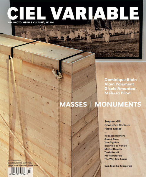 CIEL VARIABLE 114 - MASSES | MONUMENTS