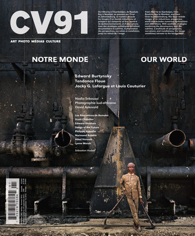 CV91 - The Cultural Work of Photography