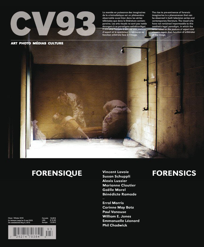 CIEL VARIABLE 93 - FORENSIQUE