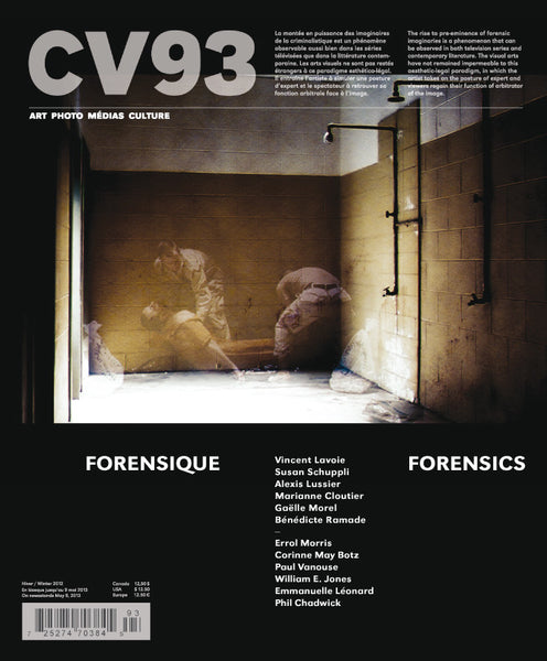CV93 - PAUL VANOUSE - Suspect Inversion Center - Marianne Cloutier