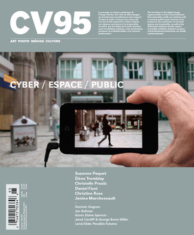 CV95 - Land/Slide - An exhibition on possible futures - Janine Marchessault