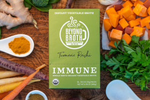 Half Month Supply of Turmeric Reishi Immune