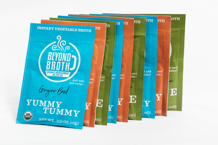Beyond Broth Variety Pack, 9 Packets (3 of each)