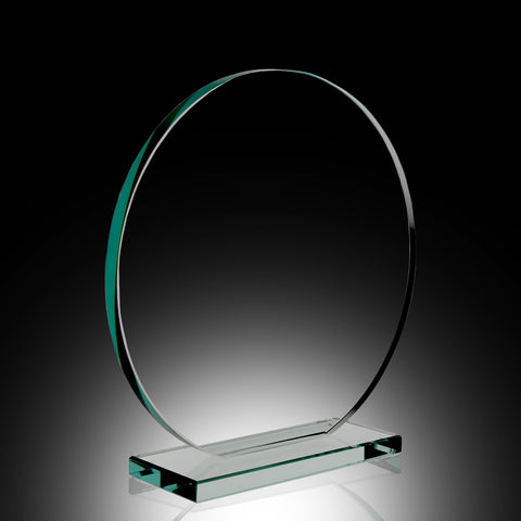 Jade Glass Winner's Circle