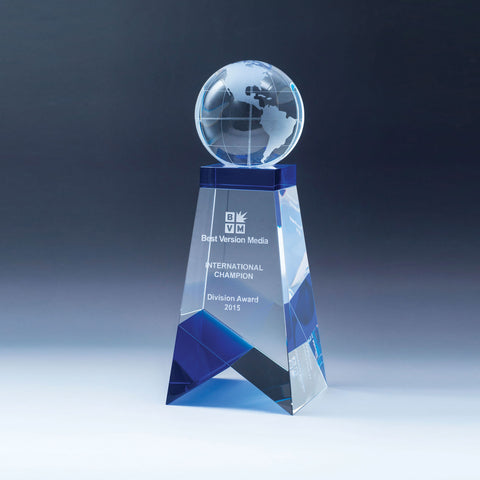 Crystal Planet Award