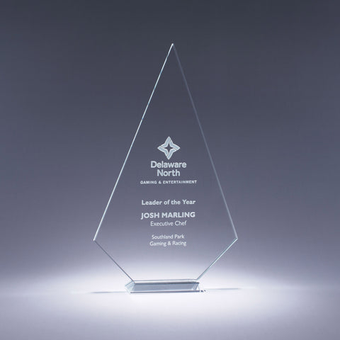 Crystal Prosperity Award