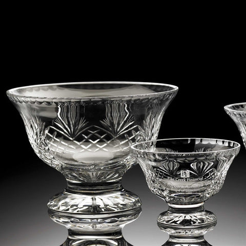 Medinah Crystal Bowl