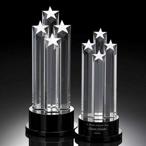Star Cathedral of Crystal Award