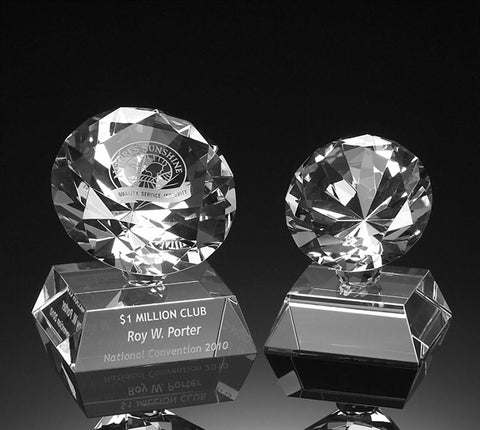 Diamond Rock Crystal Award