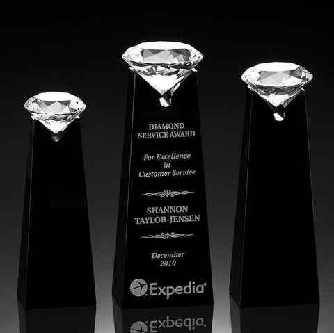 Solitaire Diamond Tower Award