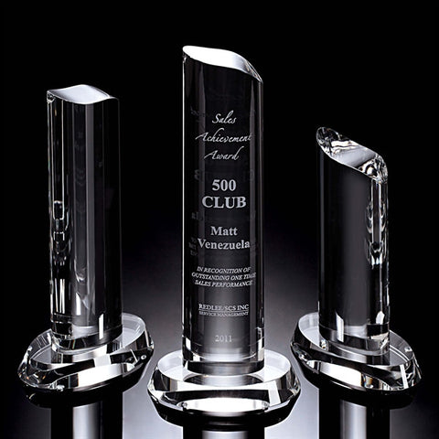 Imperial Tower Crystal Award