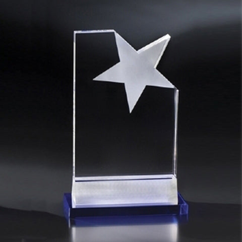 Oceana Star Crystal Award