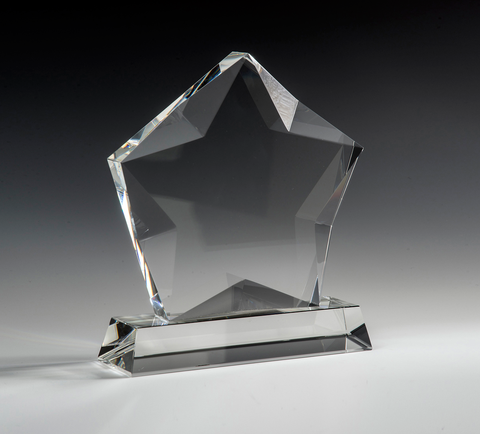 Stellar Crystal Award