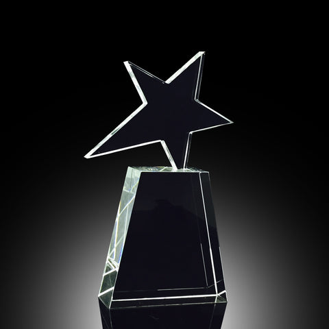 Clear Falling Star Award