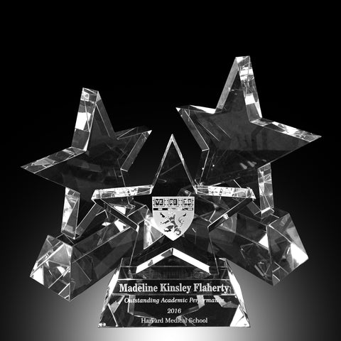 Lone Star Crystal Base Award