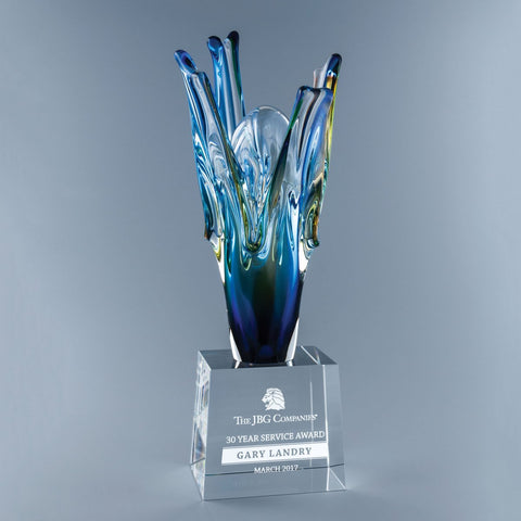 Euphoria Art Glass Award