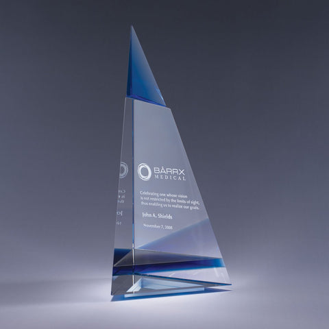 Indigo Peak Crystal Award