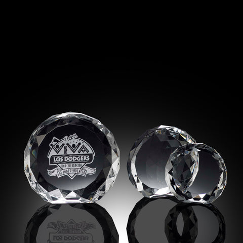 Ovation Crystal Award