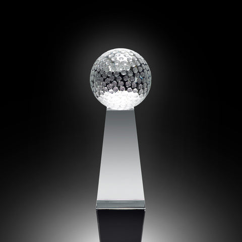 Crystal Golf Series Award