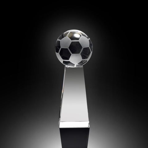 Crystal Soccer Series Award