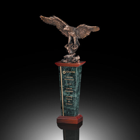 Freedom Marble Eagle Award