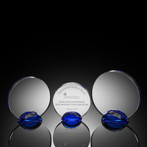 Circle of Excellence Award - Blue