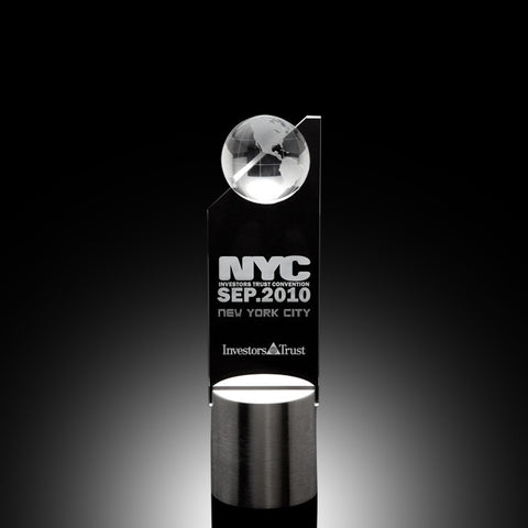 Aluminum Base Global Pinnacle Award