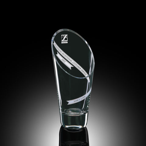 Aspire Crystal Vase