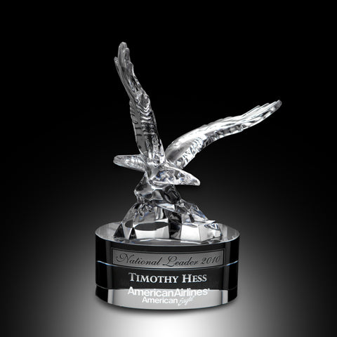 Grand Eagle Crystal Award